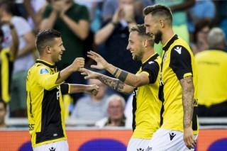 Verslag: Vitesse - FC Viitorul