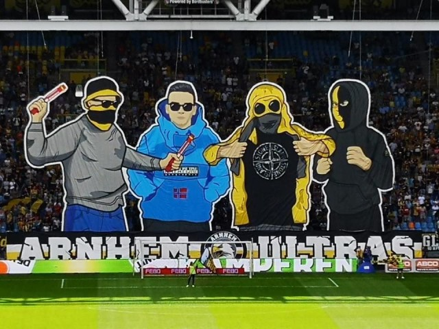 Verslag: Vitesse - Groningen 5-1