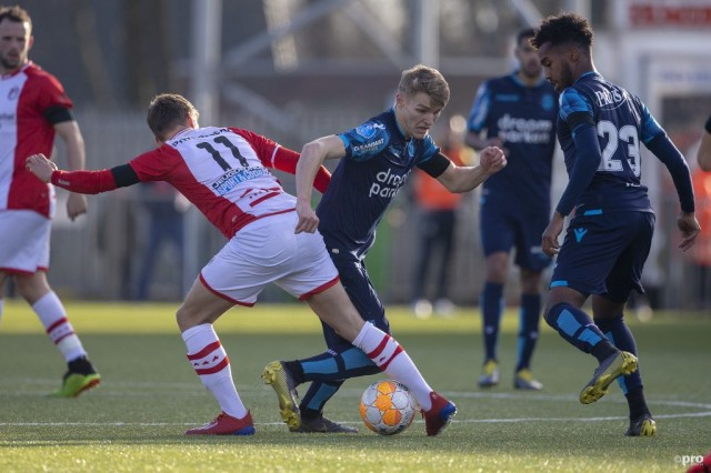Vitesse vernedert FC Emmen