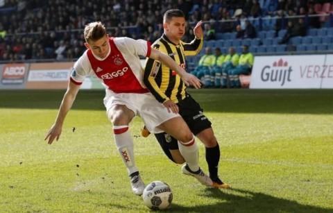Vitesse begint thuis tegen Ajax