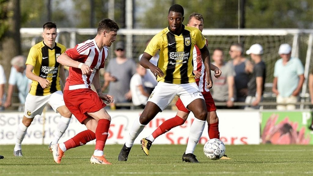Vitesse - Sivasspor 1-1