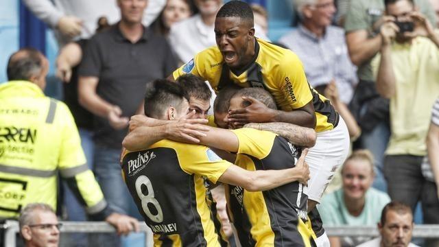 Verslag: Vitesse – Ajax