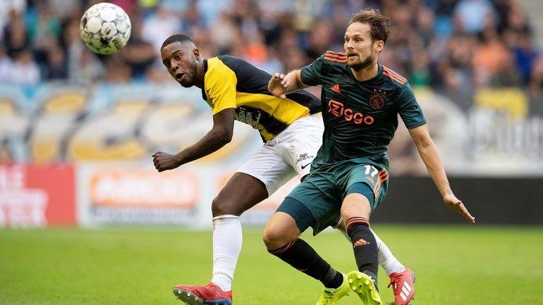 Bazoer weggestuurd bij training Vitesse na 'handgemeen' met Grot