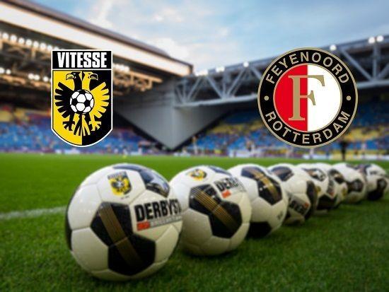 Verslag: Vitesse - Feyenoord
