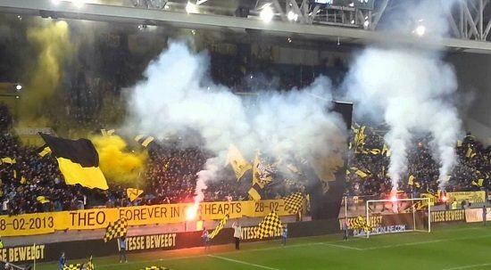 Van de Kuit dreigt met faillissement voor Vitesse