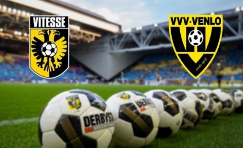 Verslag: Vitesse - VVV