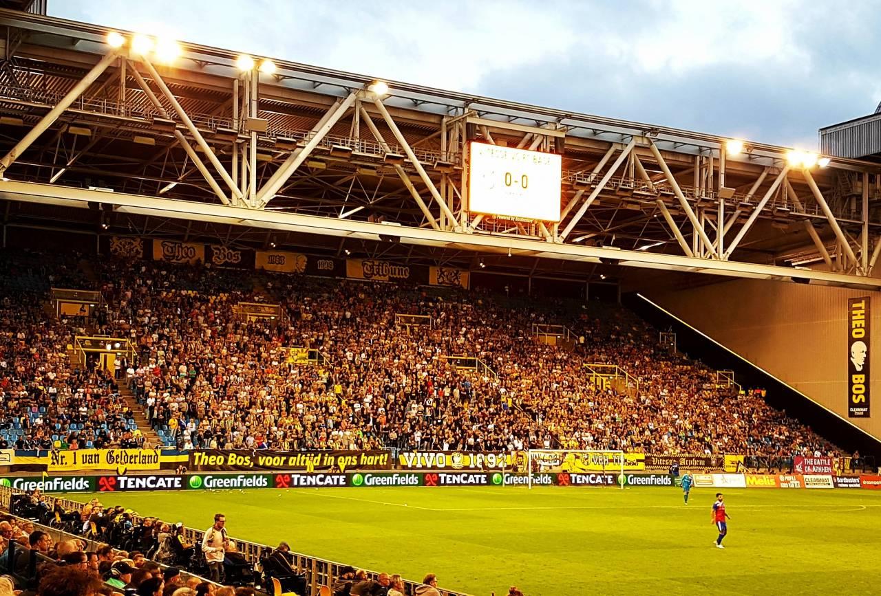 Vitesse - FC Basel - 0-1