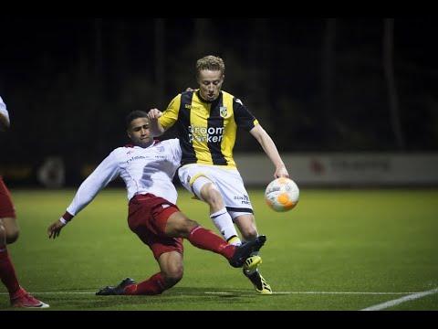 Samenvatting Jong Vitesse - Barendecht 20 oktober 2018